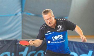 Tischtennis: Achter Sieg in Folge