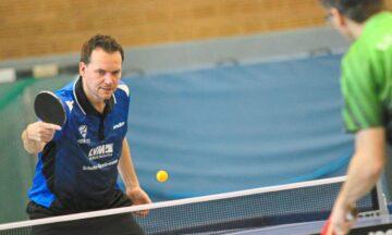 Tischtennis: Raus aus der Ergebnis-Krise