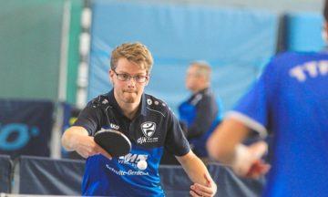 Tischtennis: Spitzenspiel ist schnell entschieden