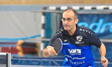 Tischtennis: DJK gastiert in Bielefeld-Brackwede