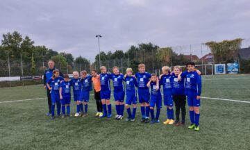 Fußball: U 15 grüßt von der Spitze