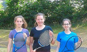 Tennis: Starker Nachwuchs