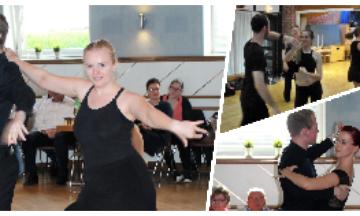 Tanzen: Eine Abteilung im Aufschwung