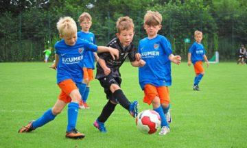Fußball: Volles Haus in der Emsaue