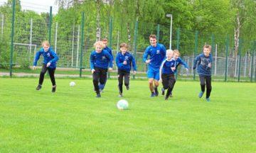 Jugendfußball: Gebrauchtes Wochenende