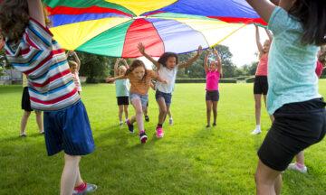 Kinderland und SVG: Eine gute und langjährige Partnerschaft