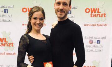 Tanzen: Aufstieg geschafft