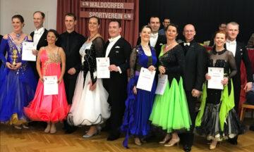 Tanzen: Martin und Kerstin Berges erneut erfolgreich in Hamburg