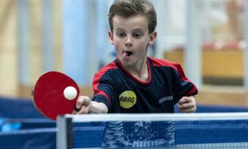 Tischtennis: Anmelden zur Mini-Meisterschaft