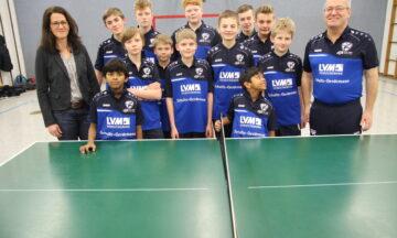 Tischtennis: Passe holt Ehrenpunkt für Jugendteam